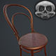 Thornet Cafe Chair - 3DOcean Item for Sale