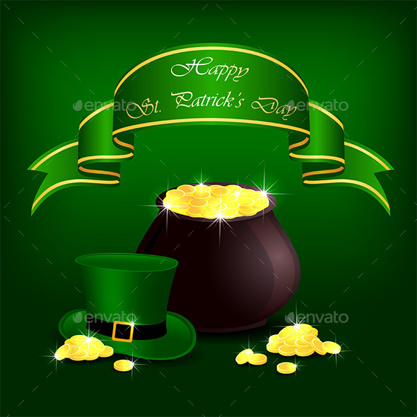 GraphicRiver Leprechauns Gold 10693157