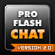 Flash Chat v1.0 + 4 Skins - ActiveDen Item for Sale