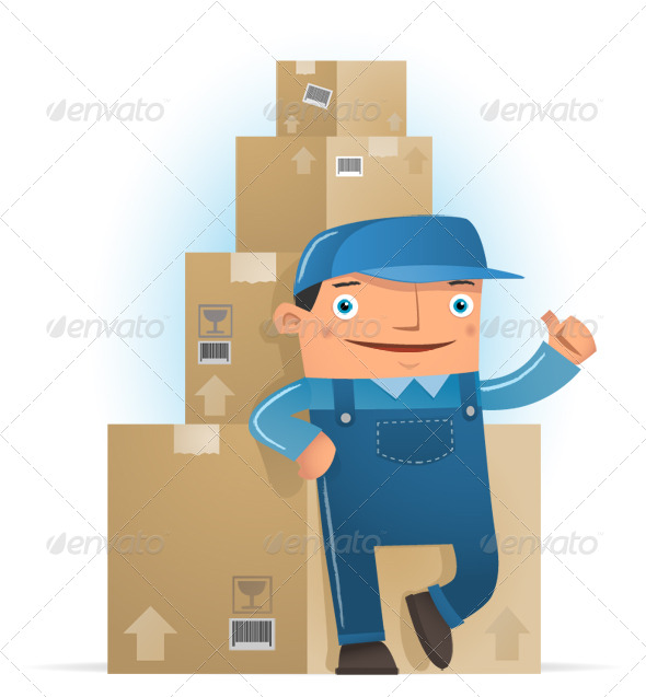 Ready to Deliver - Business Illustrations