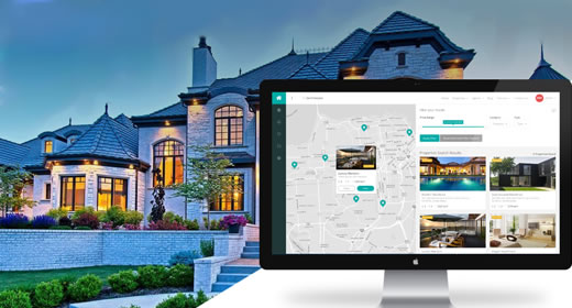 Los mejores temas wordpress para Inmobiliarias