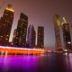 Night Dubai marina - PhotoDune Item for Sale