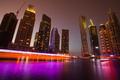 Night Dubai marina - PhotoDune Item for Sale