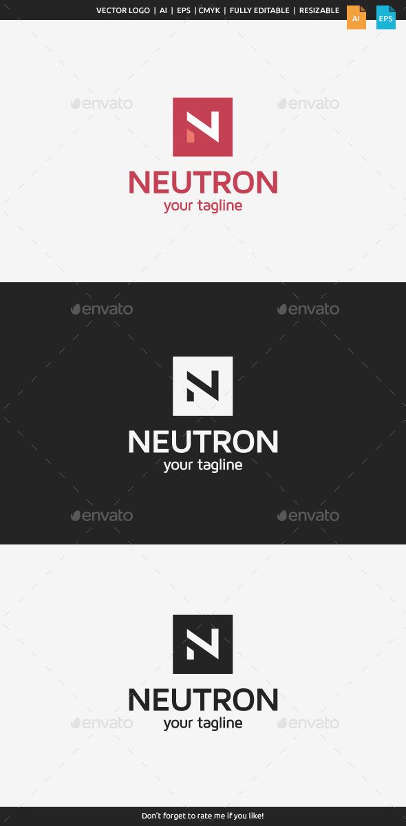 GraphicRiver Neutron Letter N 10694385