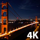 The Golden Gate Bridge - VideoHive Item for Sale