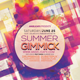 Summer Gimmick Flyer Template - GraphicRiver Item for Sale