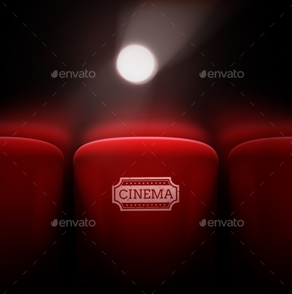 GraphicRiver Cinema Hall 10695042