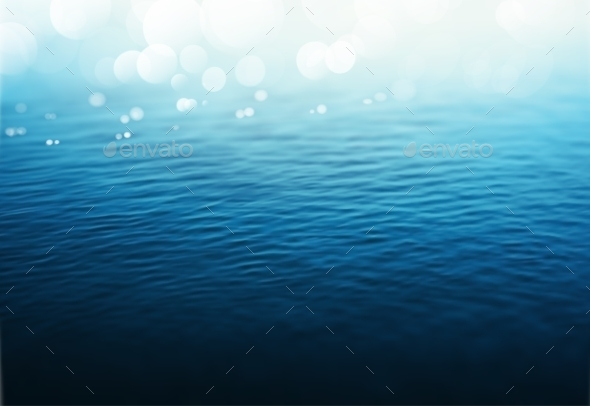 GraphicRiver Water Background 10695047