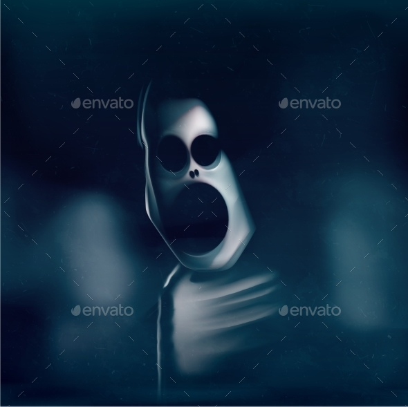GraphicRiver Ghost Attack 10695049