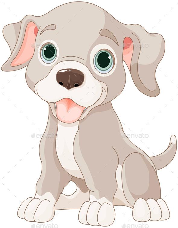 GraphicRiver Puppy 10695536