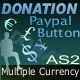 Donation PayPal Button Multiple currency  - ActiveDen Item for Sale