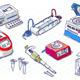 Molecular Biology Laboratory  - GraphicRiver Item for Sale