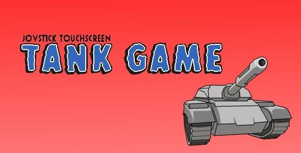 CodeCanyon Touch Screen Dual Joystick Tank Shooter 10697295