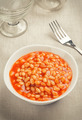 Bowl of baked beans in tomato sauce - PhotoDune Item for Sale