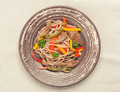 Pasta with meat and vegetables - PhotoDune Item for Sale
