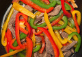 beef and bell peppers - PhotoDune Item for Sale