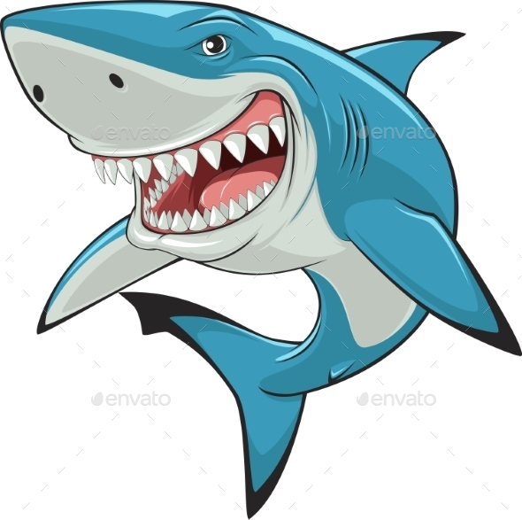 GraphicRiver White Shark 10697840