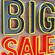 Neon Sale Badges - GraphicRiver Item for Sale