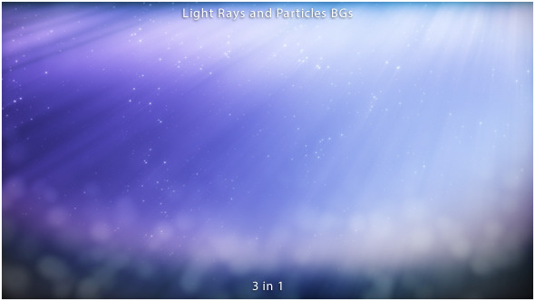 Light Rays and Particles