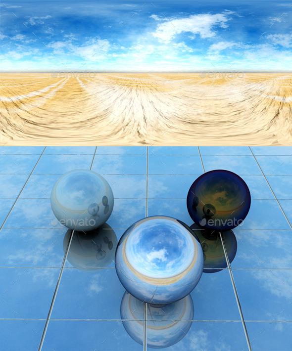 3DOcean Desert 222 10699087