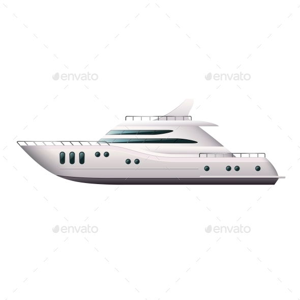 GraphicRiver Yacht 10700389