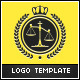 Law Office Logo Template v2 - GraphicRiver Item for Sale