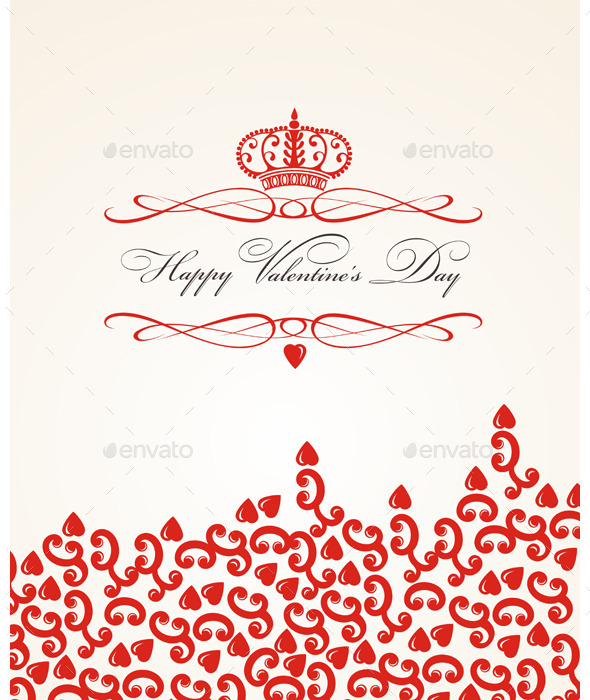 GraphicRiver Happy Valentine s Day 10700920