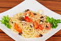 Pasta with vegetable - PhotoDune Item for Sale