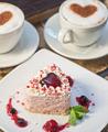 heart-shaped valentine cake - PhotoDune Item for Sale