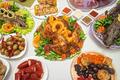 traditional festive food - PhotoDune Item for Sale