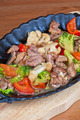 meat with vegetables - PhotoDune Item for Sale