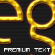 Premium: Gold, Silver, Bronze & Copper Text Styles - GraphicRiver Item for Sale