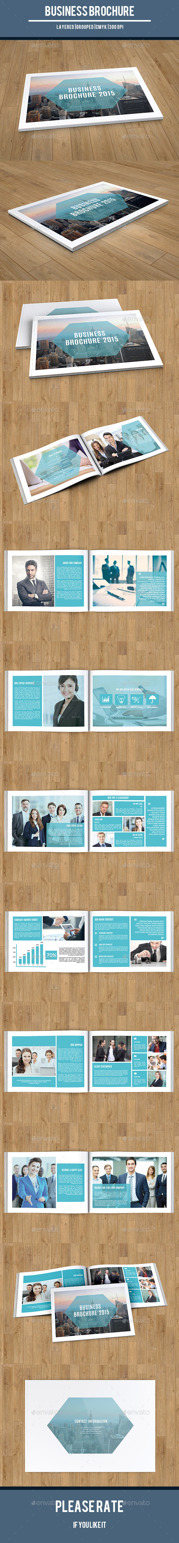 GraphicRiver Business Catalog Brochure-V224 10701186