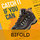 Bifold Shoes InDesign Brochure - GraphicRiver Item for Sale