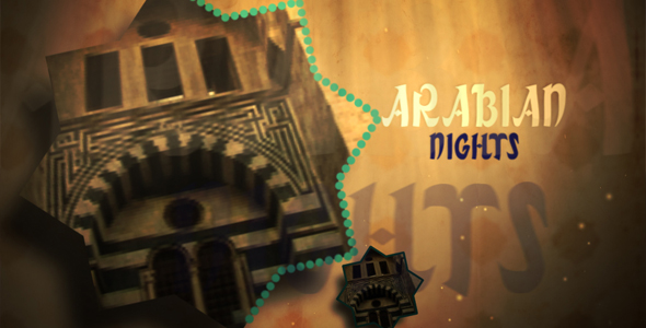 Arabian Nights VideoHive -   Video Displays  Other 133856