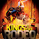 Kings of the Rodeo Flyer Template - GraphicRiver Item for Sale