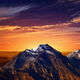 Sunset in moutains - PhotoDune Item for Sale