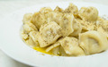 cooked pelmeni sprinkle with pepper - PhotoDune Item for Sale