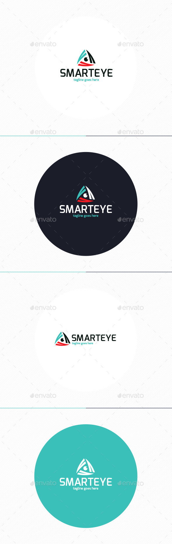 GraphicRiver Smart Eye Logo 10703525