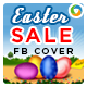 Easter Sale Facebook Cover - GraphicRiver Item for Sale