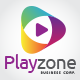 Play Zone Logo - GraphicRiver Item for Sale