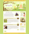 Download Mommy Blog HTML - Including Shop & Blog Layout