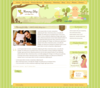 Download website template Mommy Blog HTML - Including Shop & Blog Layout