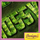 12 Nature Photoshop Text Effect Styles - GraphicRiver Item for Sale