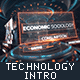 Digital Technology Intro - VideoHive Item for Sale