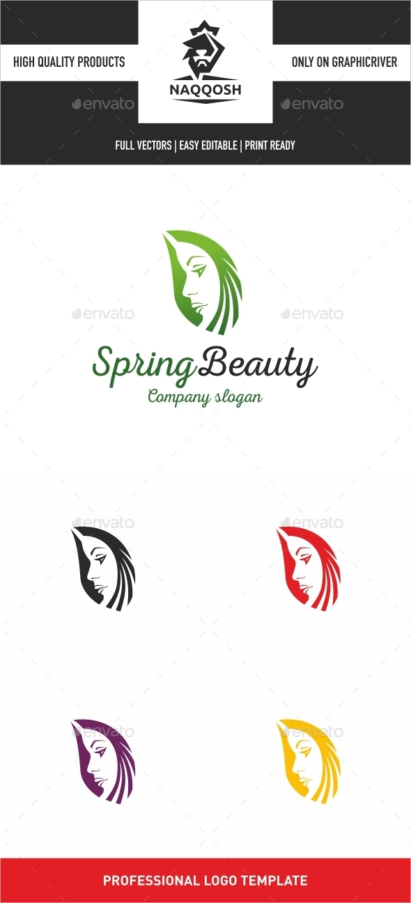 GraphicRiver Spring Beauty 10707707
