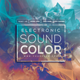 Electronic Sound Color Flyer Template - GraphicRiver Item for Sale