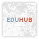 EduHub - Learning Management System PSD template - ThemeForest Item for Sale
