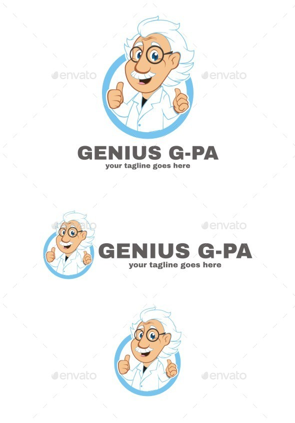GraphicRiver Genius G-Pa 10713708