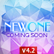 Newone - Responsive Coming Soon Page - ThemeForest Item for Sale